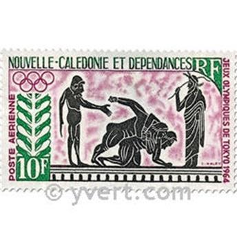 nr. 76 -  Stamp New Caledonia Air Mail