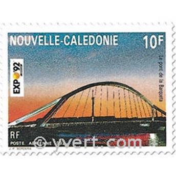 n° 282 -  Timbre Nelle-Calédonie Poste aérienne