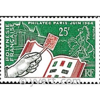 n° 26 -  Selo Polinésia Correios