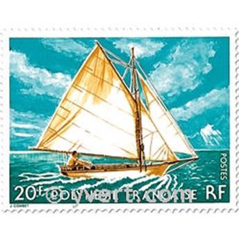 n° 115/118 -  Timbre Polynésie Poste