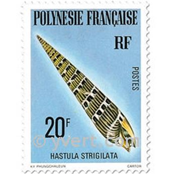 n° 142/144 -  Timbre Polynésie Poste