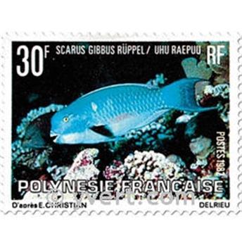n° 174/176 -  Timbre Polynésie Poste