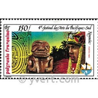 n° 222 -  Timbre Polynésie Poste