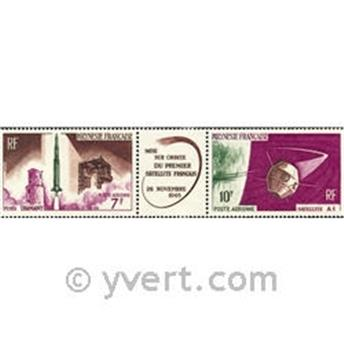 nr. 18A -  Stamp Polynesia Air Mail