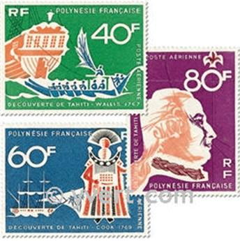 nr. 22/24 -  Stamp Polynesia Air Mail