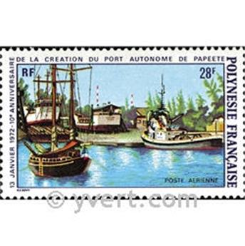 nr. 60 -  Stamp Polynesia Air Mail