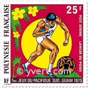 nr. 93/95 -  Stamp Polynesia Air Mail