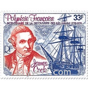 n° 130/131 -  Timbre Polynésie Poste aérienne