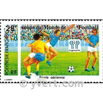nr. 137 -  Stamp Polynesia Air Mail