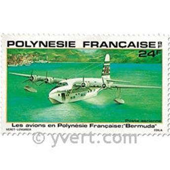nr. 148/152 -  Stamp Polynesia Air Mail