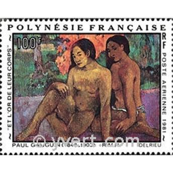 nr. 160 -  Stamp Polynesia Air Mail