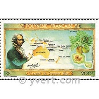 n° 175 -  Timbre Polynésie Poste aérienne