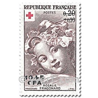 n° 353/354 -  Timbre Réunion Poste