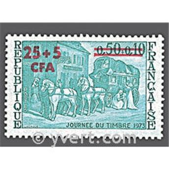 n° 414 -  Selo Reunião Correios