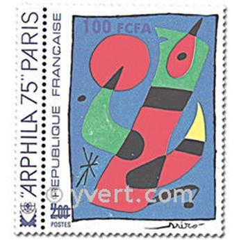 n° 425/427 -  Timbre Réunion Poste