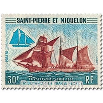 n.o 410 / 413 -  Sello San Pedro y Miquelón Correos