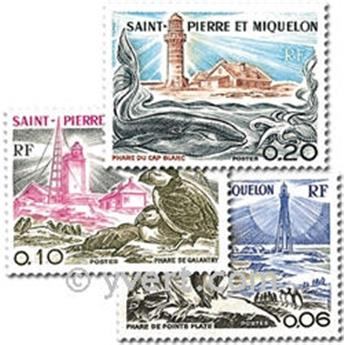 nr. 445/447 -  Stamp Saint-Pierre et Miquelon Mail