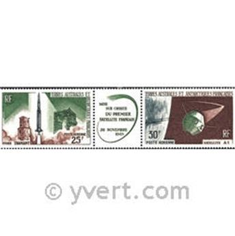 nr. 11A -  Stamp French Southern Territories Air Mail