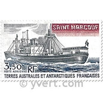 nr. 63/64 -  Stamp French Southern Territories Air Mail