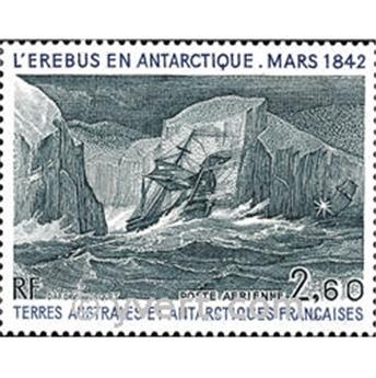 n.o 79 -  Sello Tierras Australes y Antárticas Francesas Correo aéreo