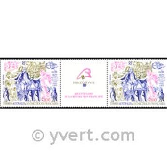 nr. 107A -  Stamp French Southern Territories Air Mail