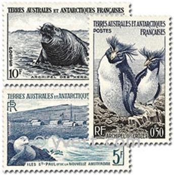 n.o 2 / 7 -  Sello Tierras Australes y Antárticas Francesas Correos