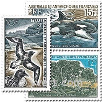 nr. 28/30 -  Stamp French Southern Territories Mail