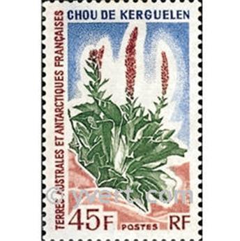 n.o 48 -  Sello Tierras Australes y Antárticas Francesas Correos