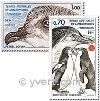 nr. 81/82 -  Stamp French Southern Territories Mail