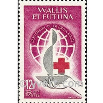 n.o 168 -  Sello Wallis y Futuna Correos