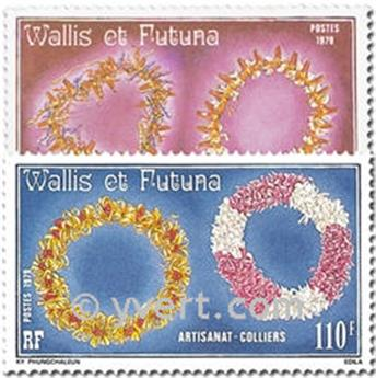 n.o 241/242 -  Sello Wallis y Futuna Correos