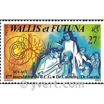 n.o 273 -  Sello Wallis y Futuna Correos