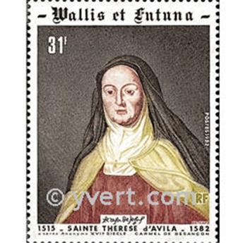 n.o 301 -  Sello Wallis y Futuna Correos