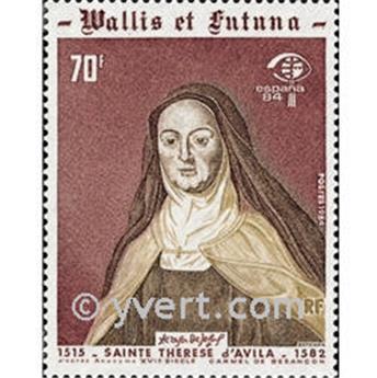 n° 318 -  Timbre Wallis et Futuna Poste