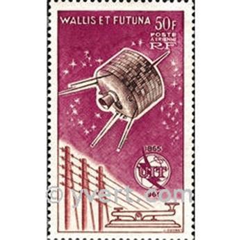 n° 22  -  Selo Wallis e Futuna Correio aéreo
