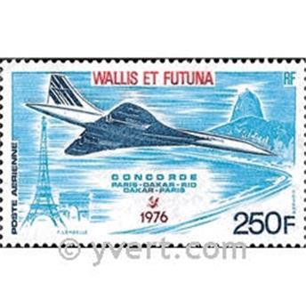 n° 71 -  Timbre Wallis et Futuna Poste aérienne