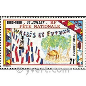 n° 103 -  Timbre Wallis et Futuna Poste aérienne