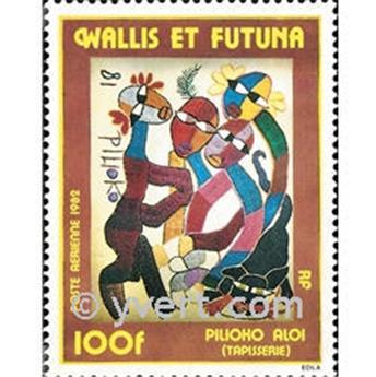 n° 114 -  Timbre Wallis et Futuna Poste aérienne