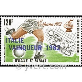 n° 119 -  Timbre Wallis et Futuna Poste aérienne