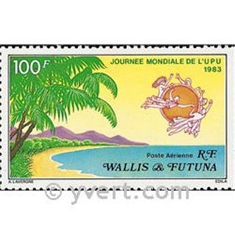n° 123 -  Timbre Wallis et Futuna Poste aérienne