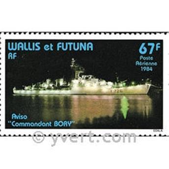n° 132 -  Timbre Wallis et Futuna Poste aérienne