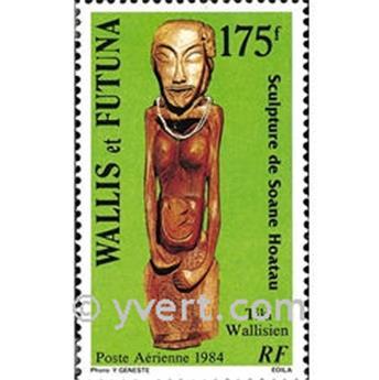 n° 137 -  Timbre Wallis et Futuna Poste aérienne
