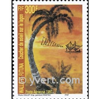 n° 199 -  Timbre Wallis et Futuna Poste aérienne