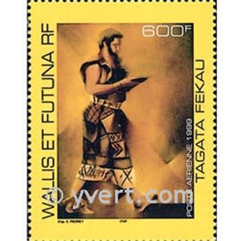 n° 208 -  Timbre Wallis et Futuna Poste aérienne