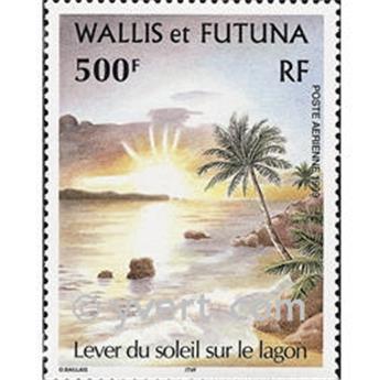 n° 219 -  Timbre Wallis et Futuna Poste aérienne