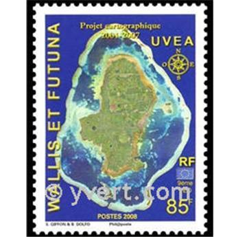 n° 23 -  Timbre Wallis et Futuna Bloc et feuillets