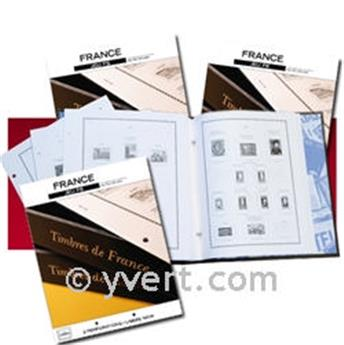 BLOCS SOUVENIRS FS : 2009 (jeux sans pochettes)