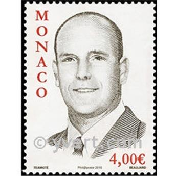 n° 2704 -  Selo Mónaco Correios