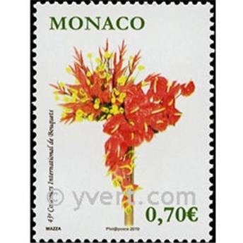 n° 2720 -  Selo Mónaco Correios