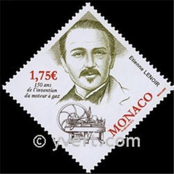 n° 2749 -  Selo Mónaco Correios